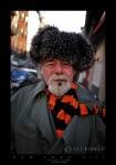 Cigar and Scarf