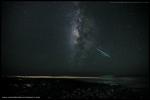 Persied Meteor in Kauai, HI