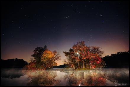 """Islands in Autumn"""