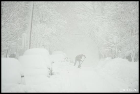 """Super Blizzard 35"""" of Snow 2010"""