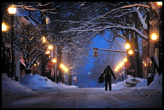 Snowmageddon 2009