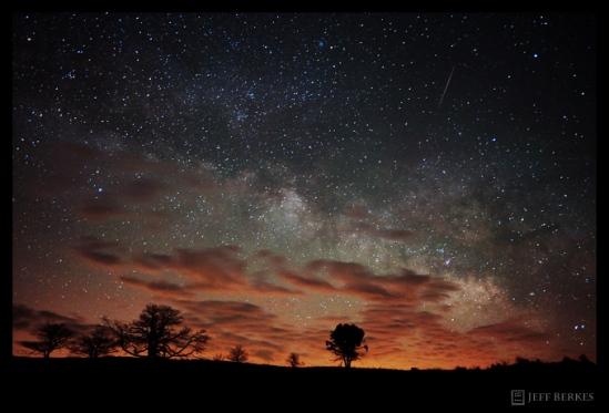 2012 Lyrid Meteor