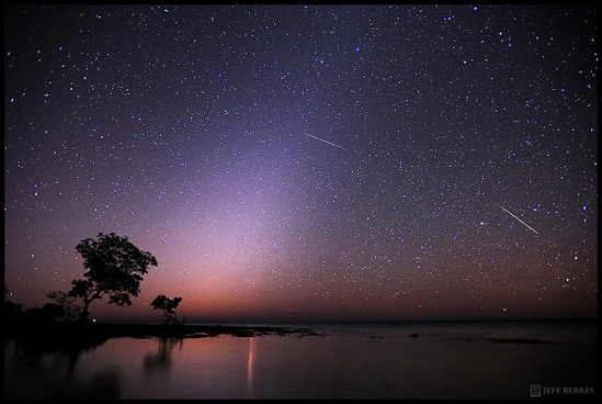 Quadrantid Meteor Shower 2012
